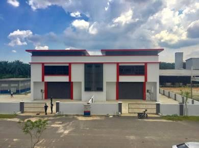 Batu Pahat Detached & Semi D Factory Free All Legal Fees