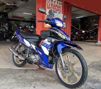 2010 Yamaha SRL Lagenda 110 EX5 Dash Muka