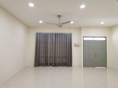 New Intermediate Double Storey Terrace House - Opposite Aiman Mall