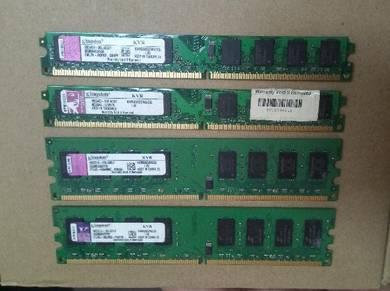 Desktop RAM 2gb DDR2