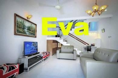 FULL RENOVATED| 2.5 storey Changkat Sungai Ara