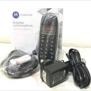 Rumah Telephone Motorola C1001LA Digital Cordless
