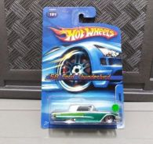 Hot Wheels '58 Ford Thunderbird