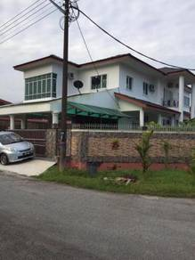 [well kept] renovated bungalow at kamunting