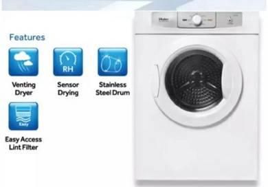 Dryer 6kg fee hantar