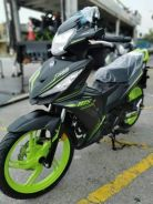 Sym vf3i LE V2 (ready stock ic payslip 1 BULAN)