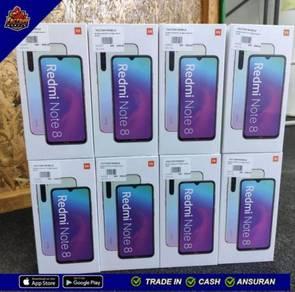 Original Malaysia Set Xiaomi Redmi note 8 4/64