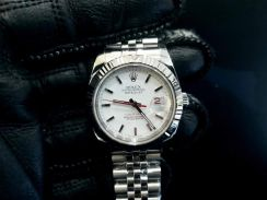 PREOWNED ROLEX Datejust Turn-O-Graph, 116264, Role