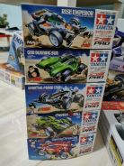 Tamiya Set Dash Yankuro 2nd series