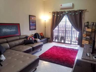 BEST LOCATION STRATA READY VILLA DANAU Apartment Setapak