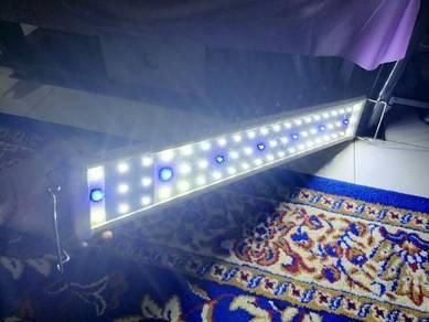 Lampu akuatik/lamp aquatic/aquascape