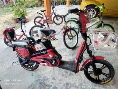 Basikal untuk dijual segera