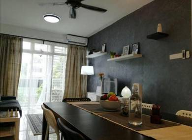 [2 Covered Parking] Dwiputra Residences Precint 15 Putrajaya