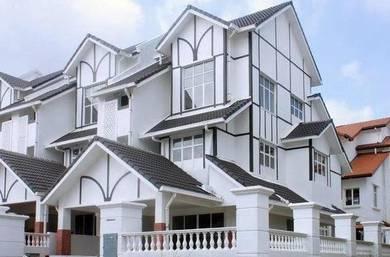 Below Value 3 Storey Terrace Anjung Sari Setia Alam Nr Setia City Mall
