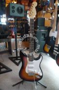 Stratocaster Electric Guitar From Factory Sunburst