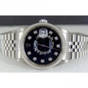 Rolex 16234 SS Datejust Diamond Jubilee