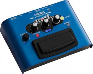 Boss ve1 / ve-1 Vocal Echo Processor (FREE Cable