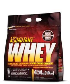 Chocolate Mutant whey 10lbs