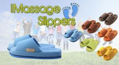 Japanese Foot Health Care Shoes/Acupoint Slipper