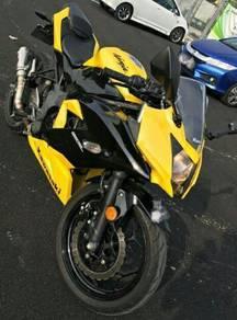 Ninja 250 sl 2014 otr price