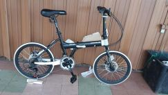 20er Folding Bike bicycle Shimano By Nakxus
