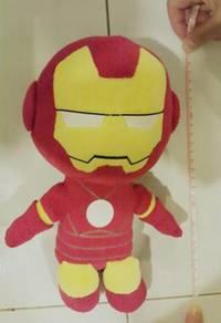 Original Marvel Iron man children kid soft toy