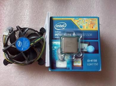 Proc i3-4150 3.50Ghz Socket 1150 i3 4150 4th gen