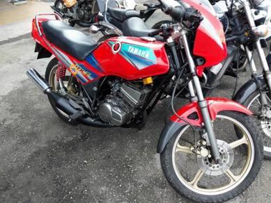 Yamaha rxz cun 1990