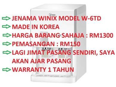 Water filter indoor brand winix di terengganu