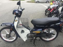 HH Bikers (USED) EX5 (High Power) - 1992
