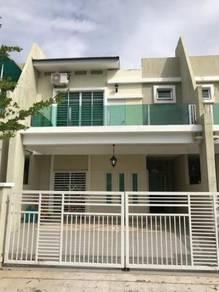 Double Storey Intermediate Idaman Bayu Sendayan Negeri Sembilan