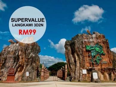 Pakej super value langkawi