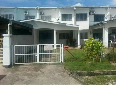 Double Storey Intermediate Terrace House at Penampang