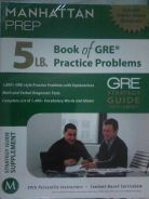 5LB Book of GRE Practice Problems