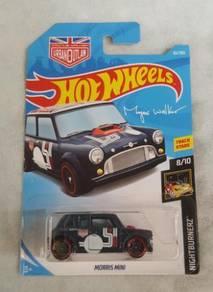 Hotwheels mooris mini