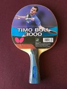 Butterfly Timo Boll 3000 Shakehand Table Tennis