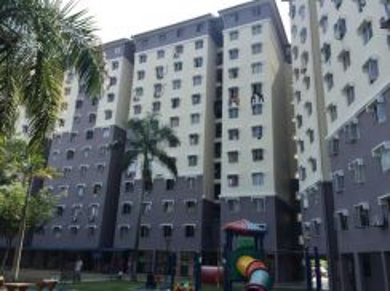 Putrajaya Apartment Putra Harmoni Presint 9 Corner Unit
