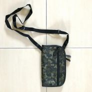 Camouflage Convertible Pouch