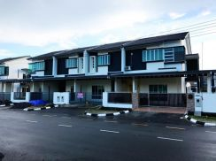 NEW HOUSE - Moyan Batu Kawa Matang Residence Park at Green Acres 2