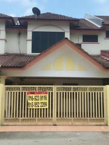 Double storey Bukit setongkol