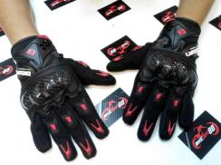 Beon Full Glove with Carbon knuckle guard