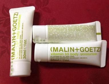 MALIN+GOETZ Vitamin B5 Body Moisturizer 30ml