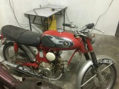 Motor untuk dijual
