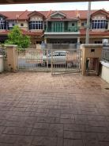 Double Storey House, Vista Hill, Bandar Mahkota Cheras