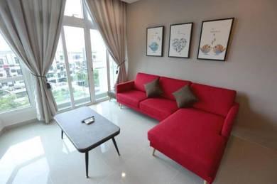 Grandview 360 Apartment Permas Jaya ( Fully Furnish)