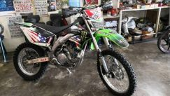 Hello guys i am letting go my kawasaki klx450
