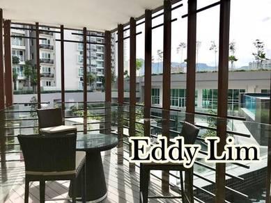 Tropicana Bay Residence 1320sqft 2 carparks Near Queensbay Batu Uban
