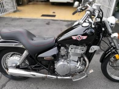 Kawasaki Vulcan 500 V9 Fender