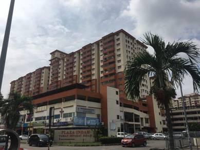 Plaza Indah Apartment FREEHOLD P/Fur 2Parkin Tmn Sepakat Indah Kajang