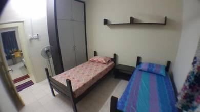 Bilik Sewa USJ1 Casa Subang Several Rooms near BRT LRT Summit Pinnacle